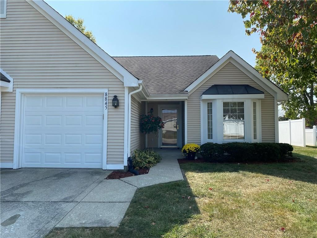 8845 Lahr Court, Indianapolis, IN 46256 - #: 21740503