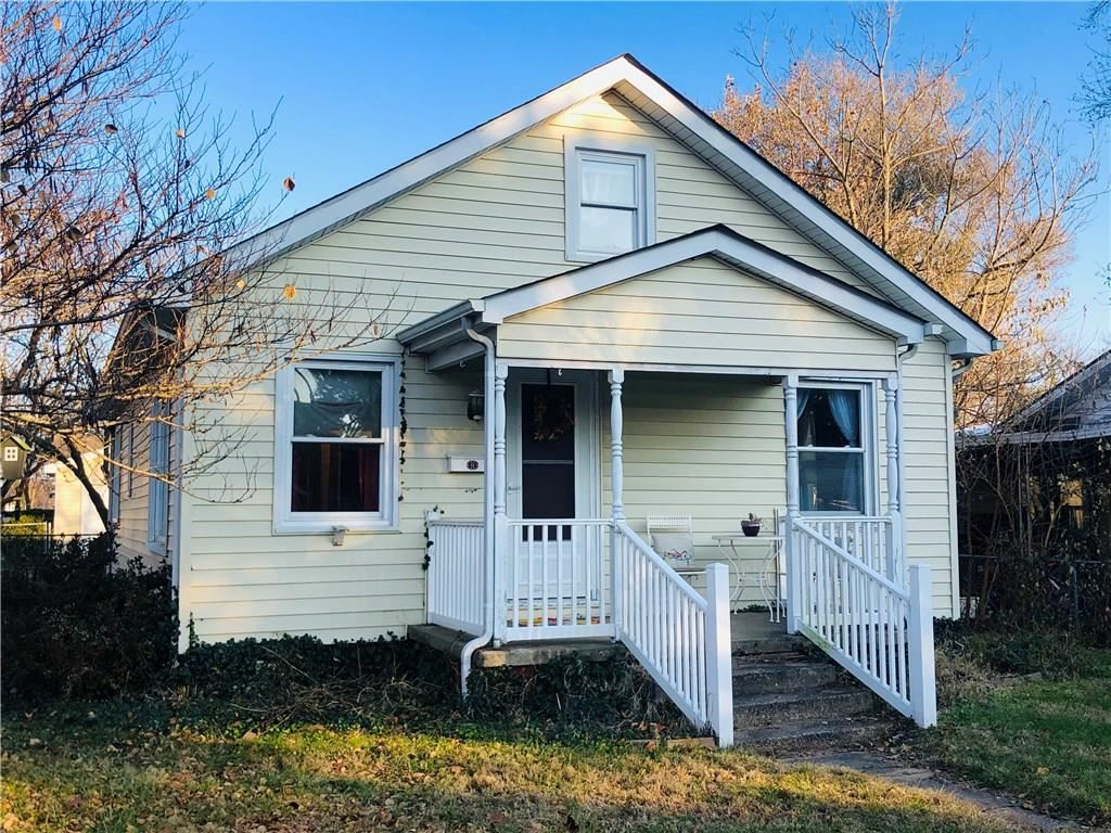 391 North Cherry Street, Columbus, IN 47201 - #: 21681504