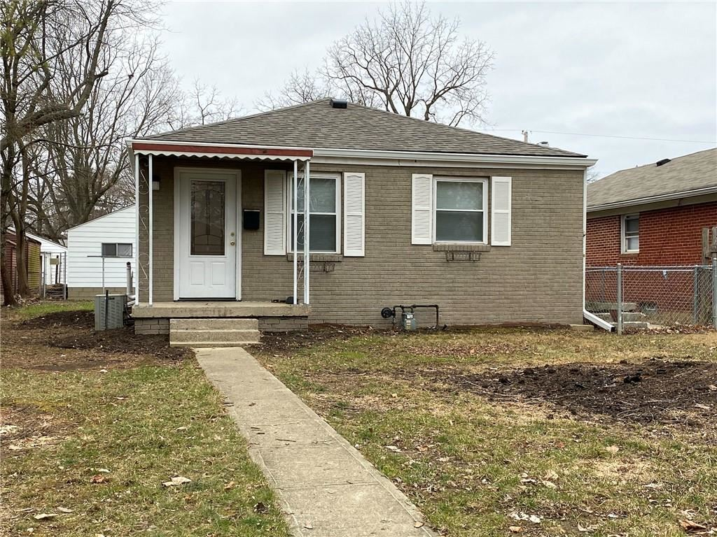 350 South Webster Avenue, Indianapolis, IN 46219 - #: 21759504