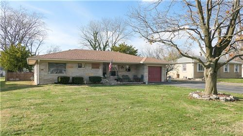 Photo of 404 North Mitchner Avenue, Indianapolis, IN 46219 (MLS # 21754505)