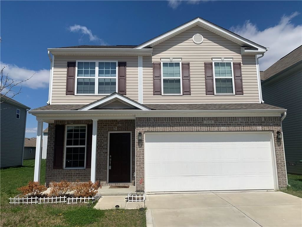 2438 Shadow Bend Drive, Columbus, IN 47201 - #: 21704505