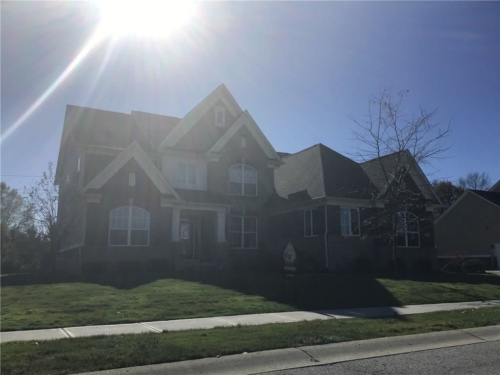 11547 Willow Bend Drive, Zionsville, IN 46077 - #: 21750505