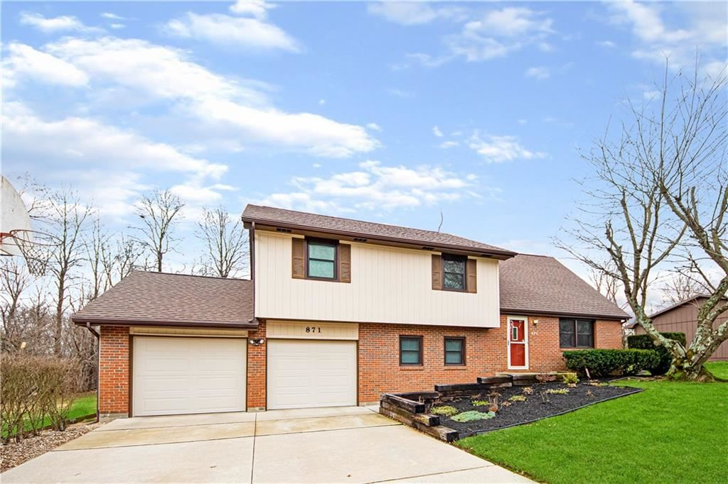 871 Countryside Lane, Columbus, IN 47201 - #: 21684506