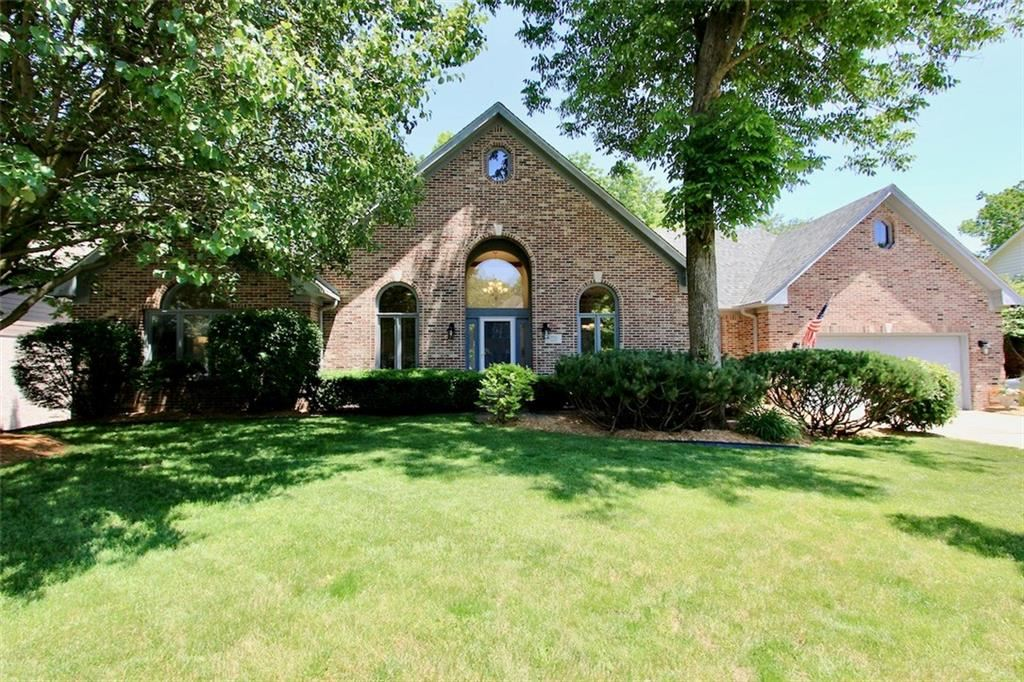 11454 Old Stone Drive, Indianapolis, IN 46236 - #: 21696506