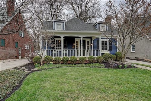 Photo of 40 East 54th Street, Indianapolis, IN 46220 (MLS # 21702507)
