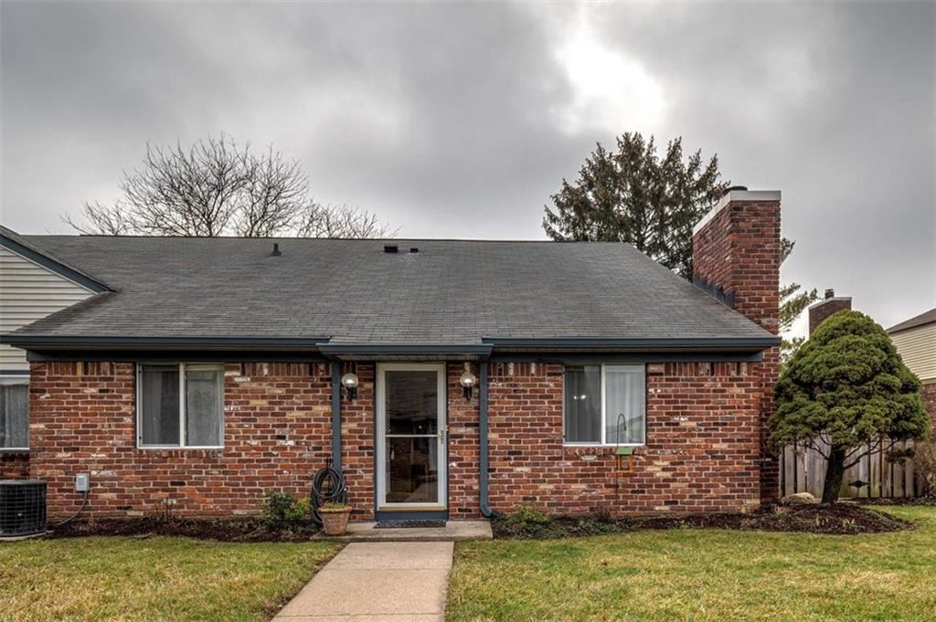 5928 Oakbrook Lane, Indianapolis, IN 46254 - #: 21689507