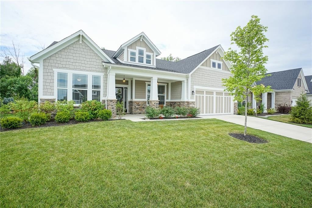 5437 Treeview Court, Noblesville, IN 46062 - #: 21725507