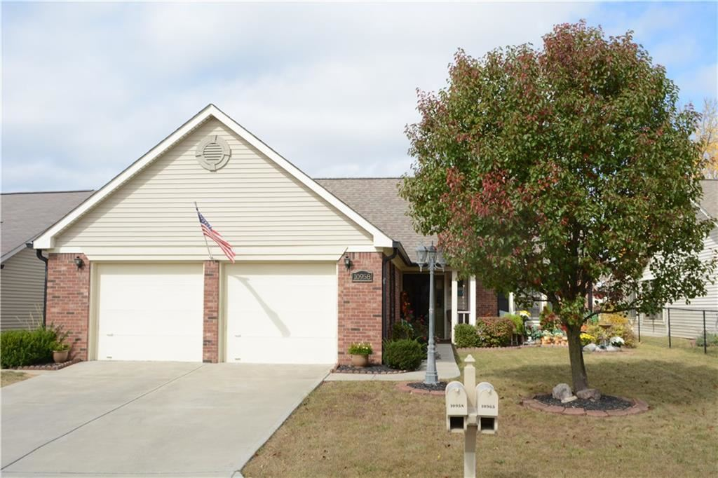 10958 Mount Vernon N Trail, Indianapolis, IN 46229 - #: 21745507