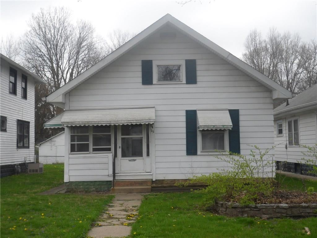 1415 West 34th Street, Indianapolis, IN 46208 - #: 21563508