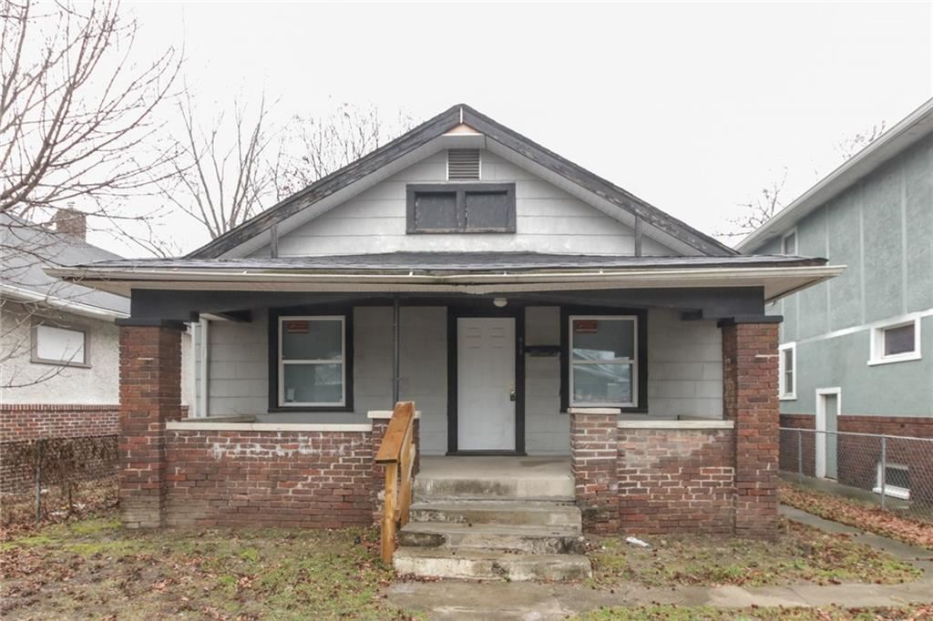 917 North Parker Avenue, Indianapolis, IN 46201 - #: 21693508
