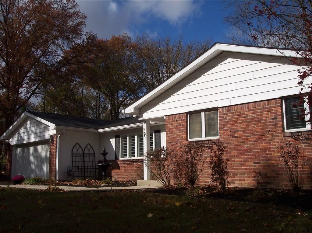 Photo of 36 Orchard Lane, Danville, IN 46122 (MLS # 21749508)
