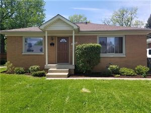 Photo of 948 North Irvington, Indianapolis, IN 46219 (MLS # 21642509)