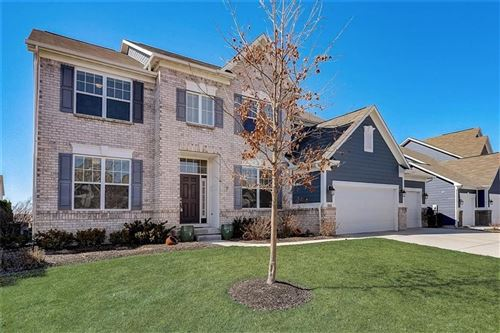 Photo of 15905 Millwood Drive, Noblesville, IN 46060 (MLS # 21768509)