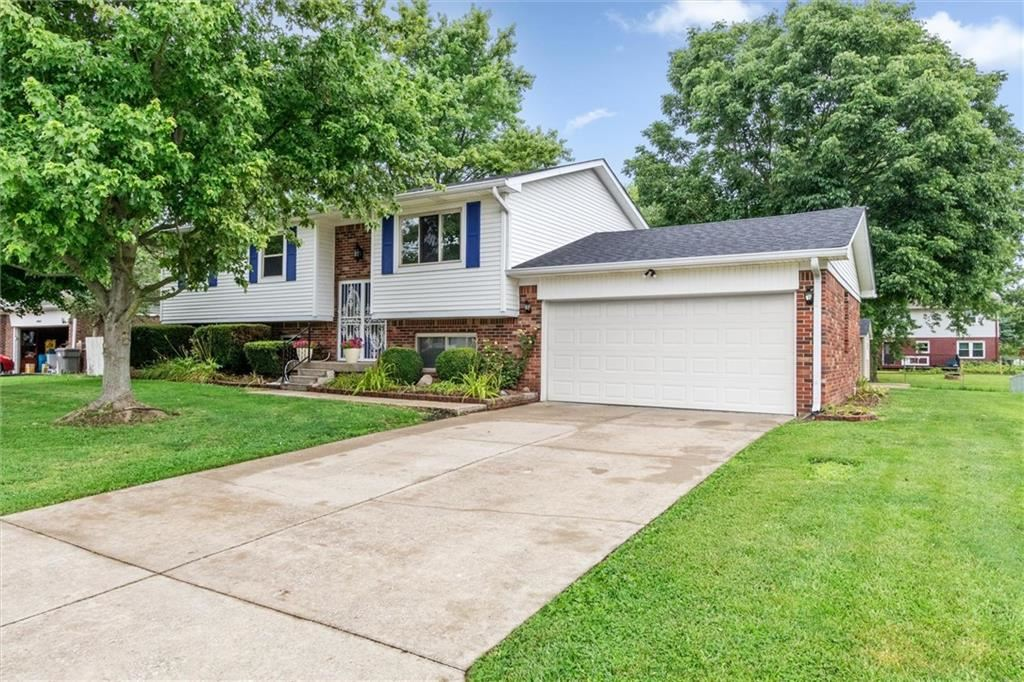 3224 Babette Drive, Indianapolis, IN 46227 - MLS#: 21798509