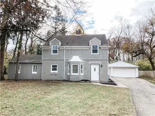 Photo of 3710 Governors Road, Indianapolis, IN 46208 (MLS # 21751510)