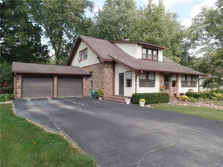 602 Valley Drive, Crawfordsville, IN 47933 - #: 21519510
