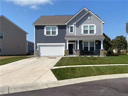 Photo of 1012 Sorrell Pass, Greenwood, IN 46143 (MLS # 21742512)