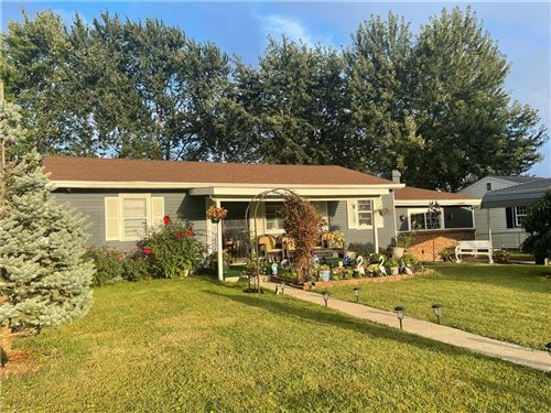 Photo of 1421 PHILLIPS Drive, Indianapolis, IN 46241 (MLS # 21814512)