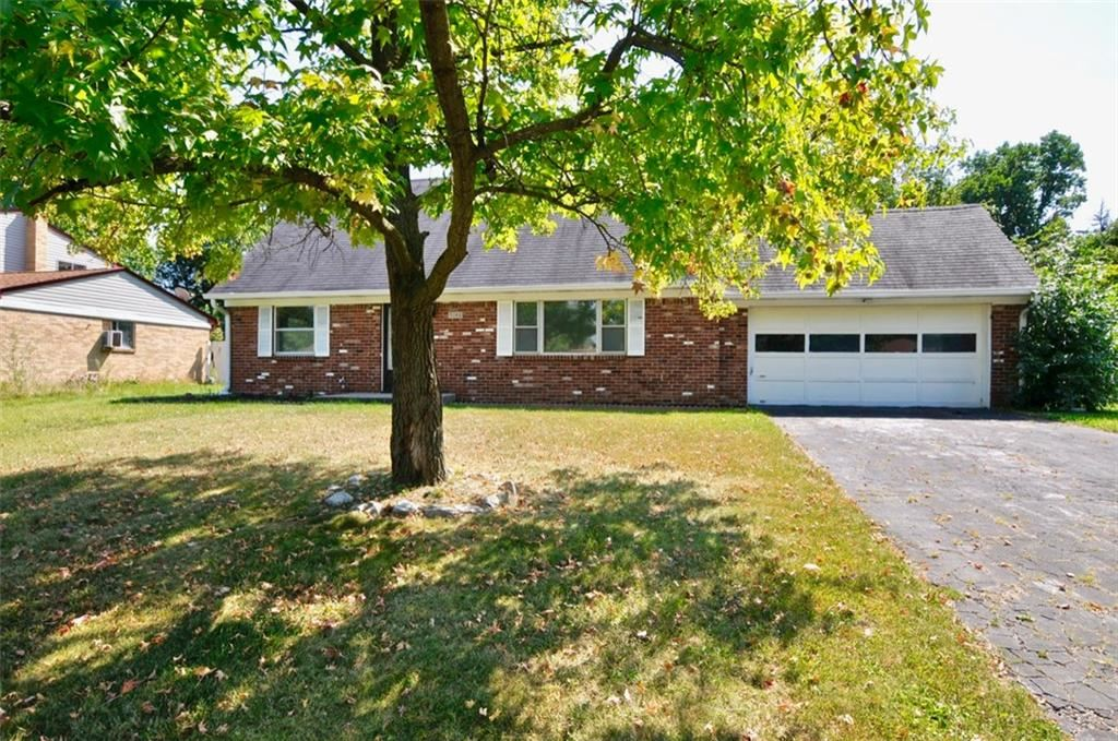 7143 East Hiner Lane, Indianapolis, IN 46219 - #: 21668512