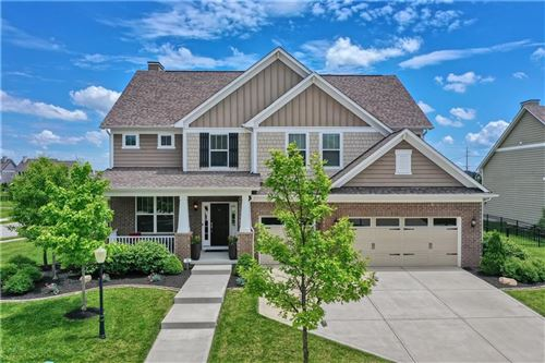 Photo of 12639 Teaberry Lane, Carmel, IN 46032 (MLS # 21712513)