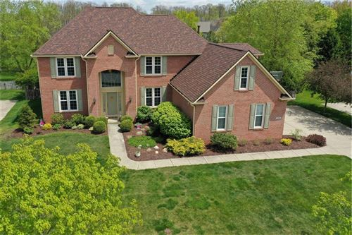 Photo of 10269 Bent Creek Court, Fishers, IN 46037 (MLS # 21784513)