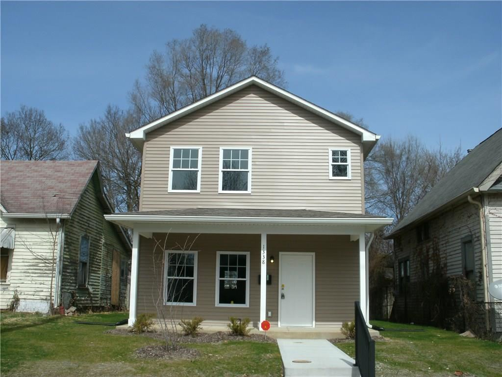 1338 West 27TH ST #0, Indianapolis, IN 46208 - #: 21659513
