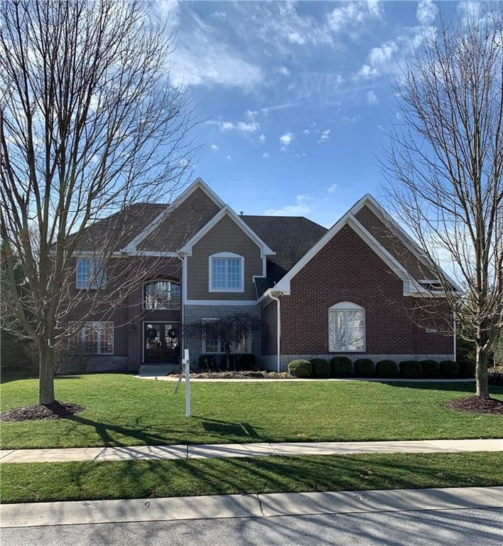 Photo of 14723 Christie Ann Drive, Fishers, IN 46040 (MLS # 21696513)