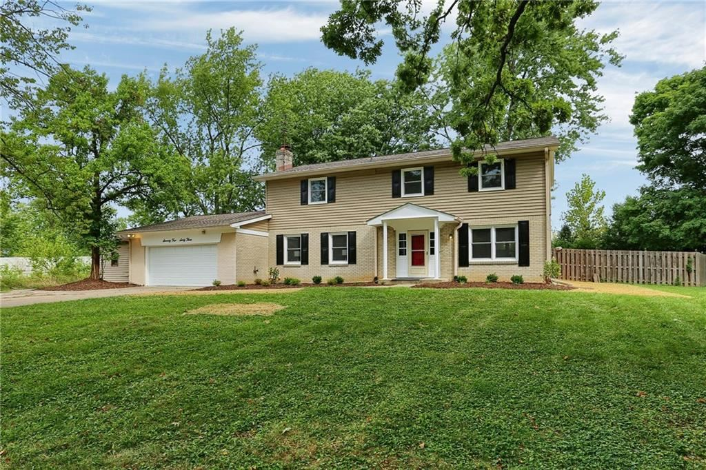 7463 Avalon Trail Road, Indianapolis, IN 46250 - #: 21735513
