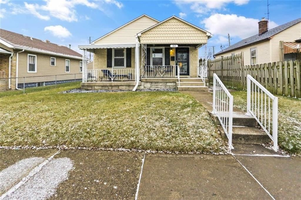 705 South Sherman Drive, Indianapolis, IN 46203 - #: 21761513