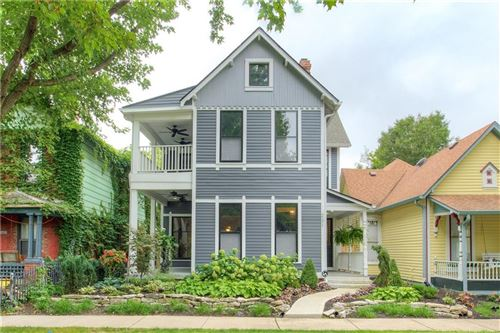 Photo of 231 East 11TH Street, Indianapolis, IN 46202 (MLS # 21699514)