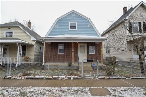 Photo of 1134 SAINT PETER Street, Indianapolis, IN 46203 (MLS # 21761514)