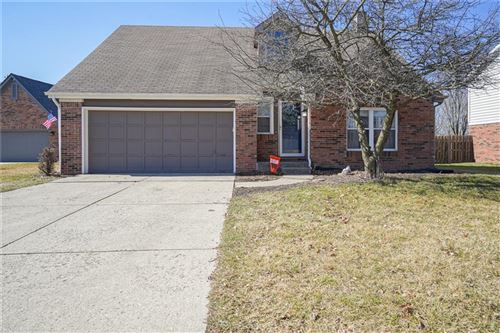 Photo of 8810 WINTERGREEN Way, Indianapolis, IN 46256 (MLS # 21768515)