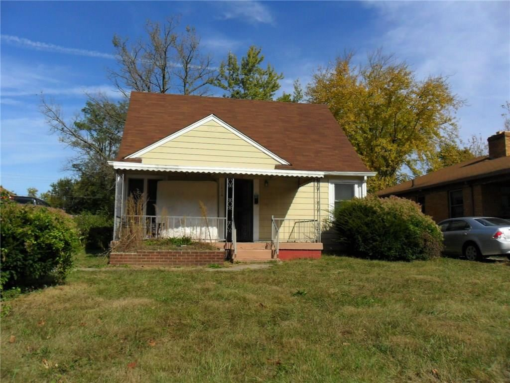3414 East 34th Street, Indianapolis, IN 46218 - #: 21702515