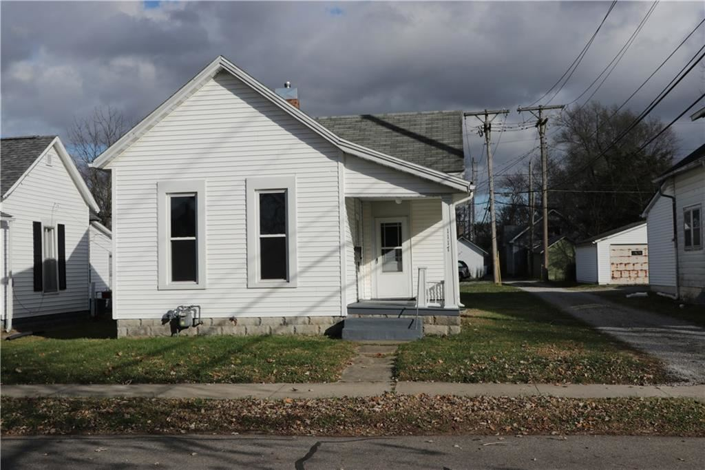 1117 Chestnut Street, Columbus, IN 47201 - #: 21752516