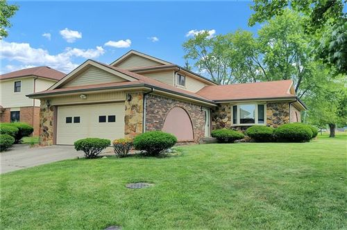 Photo of 5110 Copper Lane, Indianapolis, IN 46237 (MLS # 21793517)