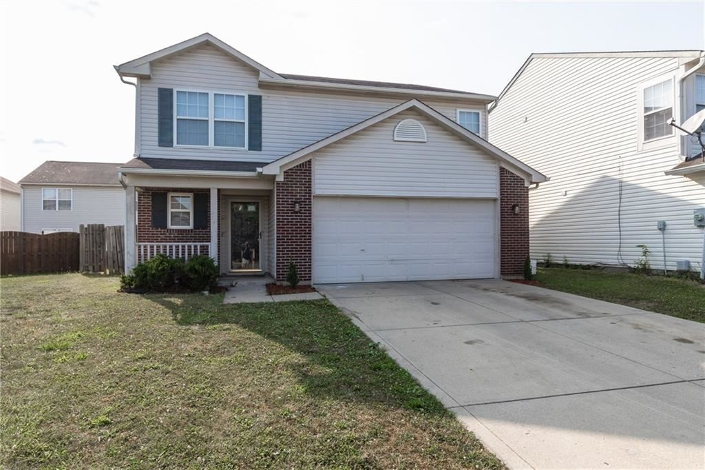 3942 Narrowleaf Court, Indianapolis, IN 46235 - #: 21738517