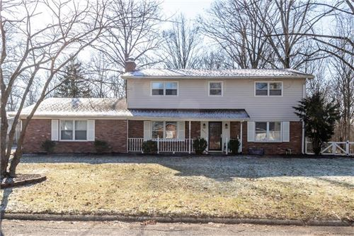 Photo of 8041 HILLTOP Lane, Indianapolis, IN 46256 (MLS # 21690518)