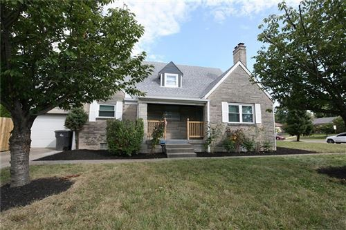 Photo of 5828 East 10TH Street, Indianapolis, IN 46219 (MLS # 21703518)