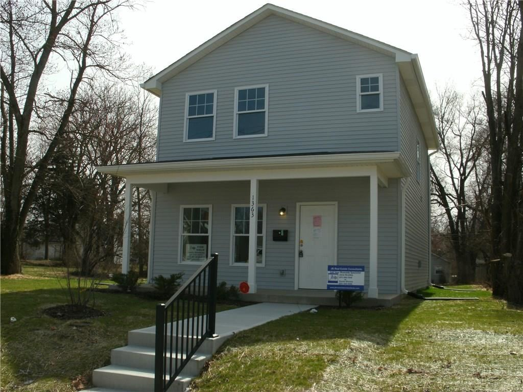 1363 West 27TH ST #0, Indianapolis, IN 46208 - #: 21659519