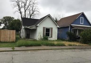 765 West 25th Street, Indianapolis, IN 46208 - #: 21673519