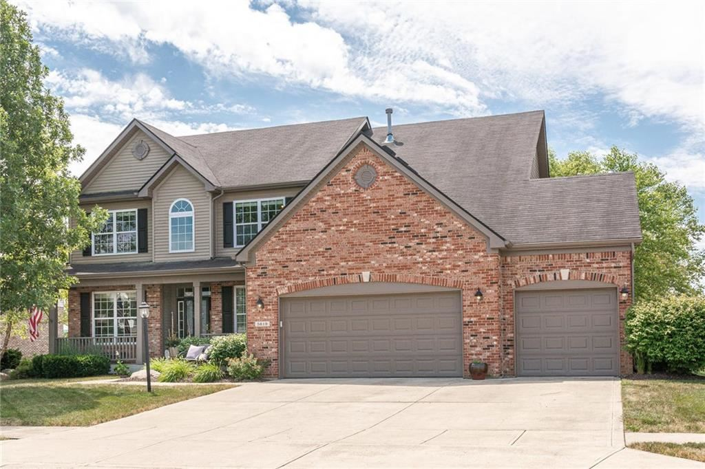 5819 West Glenview Drive, McCordsville, IN 46055 - #: 21723519