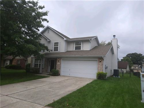 Photo of 514 Blue Spring Drive, Indianapolis, IN 46239 (MLS # 21814520)