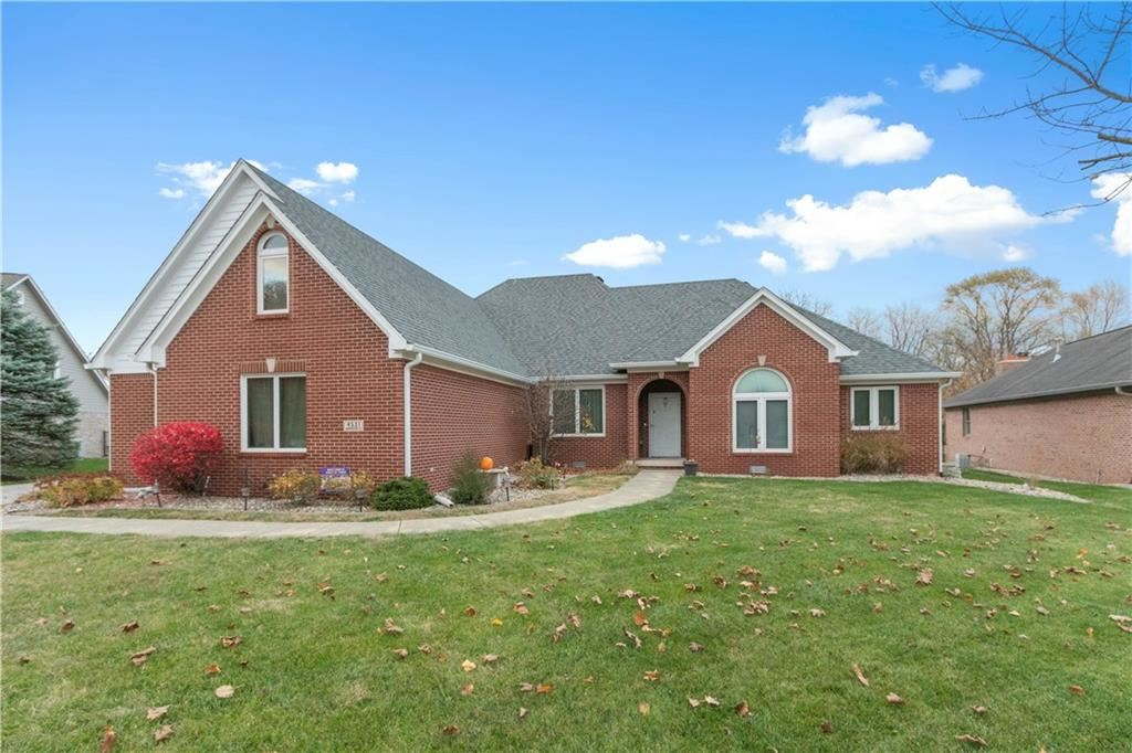 4531 Hammerstone Court, Indianapolis, IN 46239 - #: 21751520