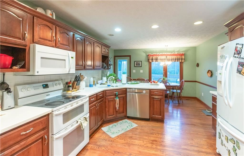 Photo of 4531 Hammerstone Court, Indianapolis, IN 46239 (MLS # 21751520)