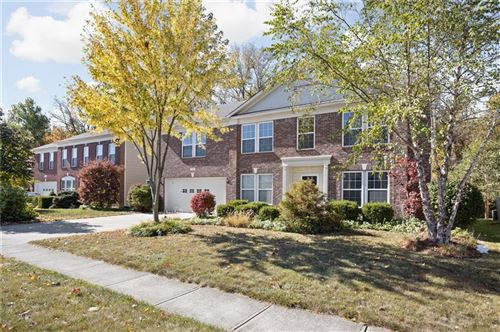 Tiny photo for 328 Legacy Boulevard, Greenwood, IN 46143 (MLS # 21745521)