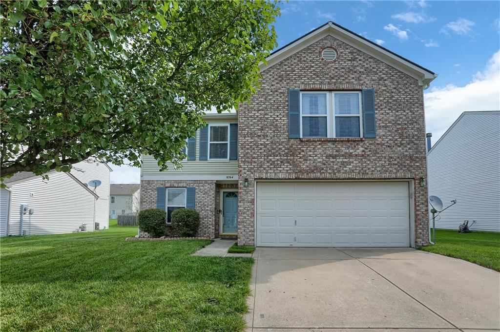 8764 BLOOMING GROVE, Camby, IN 46113 - #: 21731521