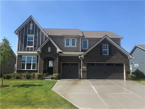 Photo of 11896 Piney Glade Road, Noblesville, IN 46060 (MLS # 21715522)