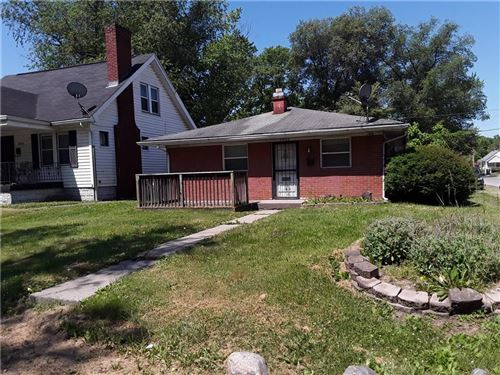 Photo of 3862 North Temple Avenue, Indianapolis, IN 46205 (MLS # 21697523)