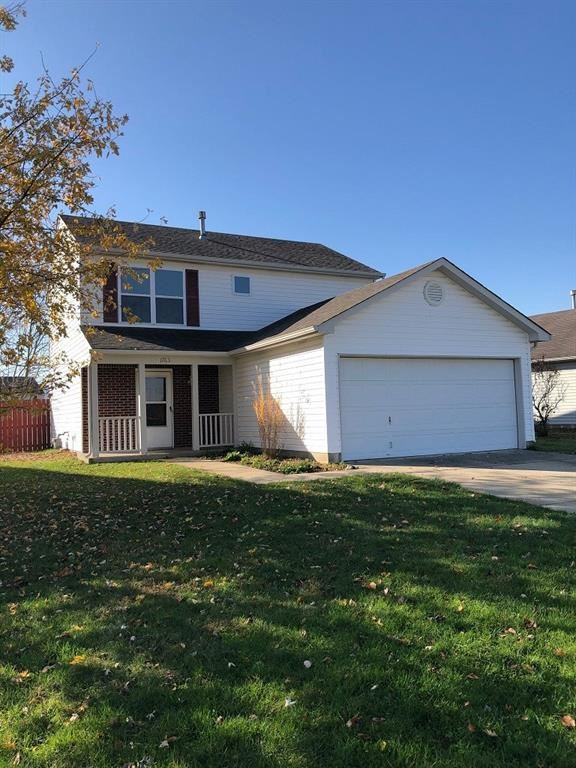 1763 Willowview Lane, Greenfield, IN 46140 - #: 21735523