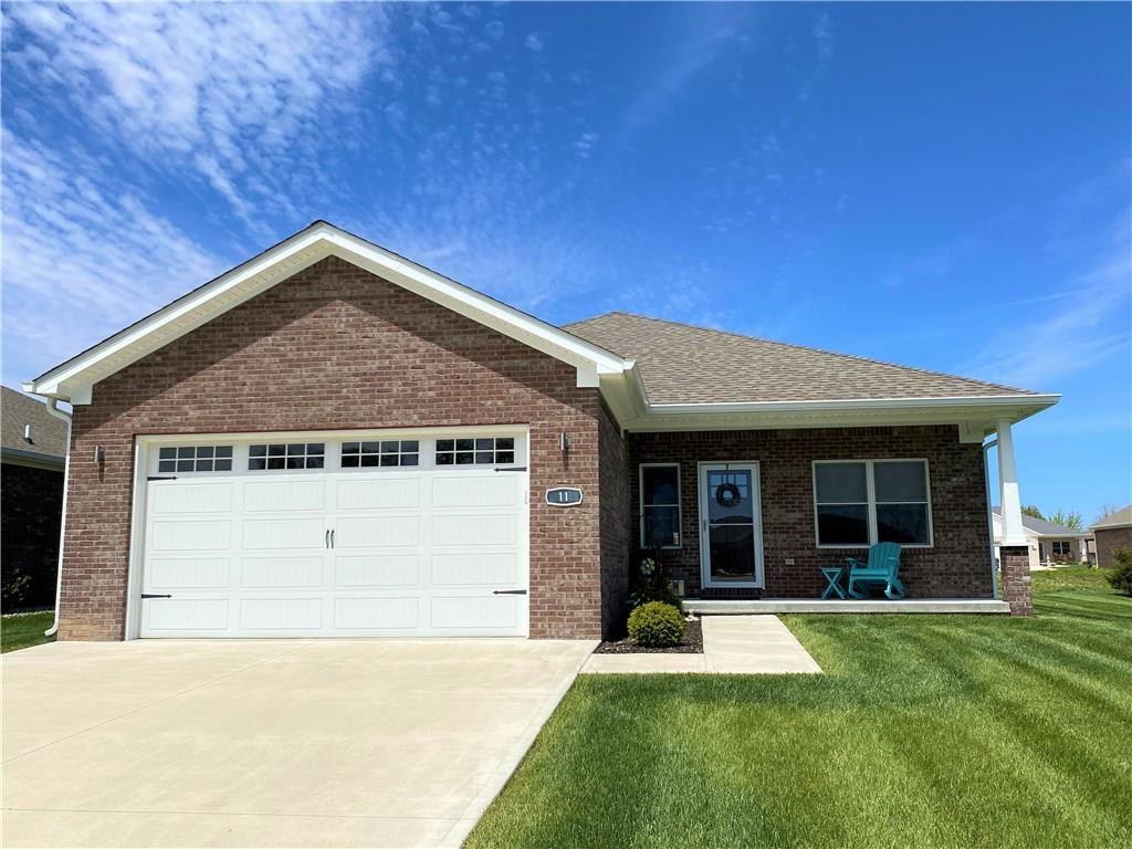 11 Silver Leaf Drive, Crawfordsville, IN 47933 - #: 21674524